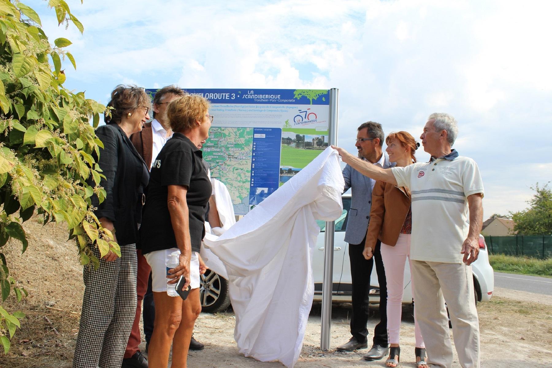 Inauguration_EV3_scandibérique_Morêt_Seine_et_Loing_septembre_2018