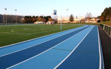 Stade Pierre de Coubertin à Vulaines-sur-Seine