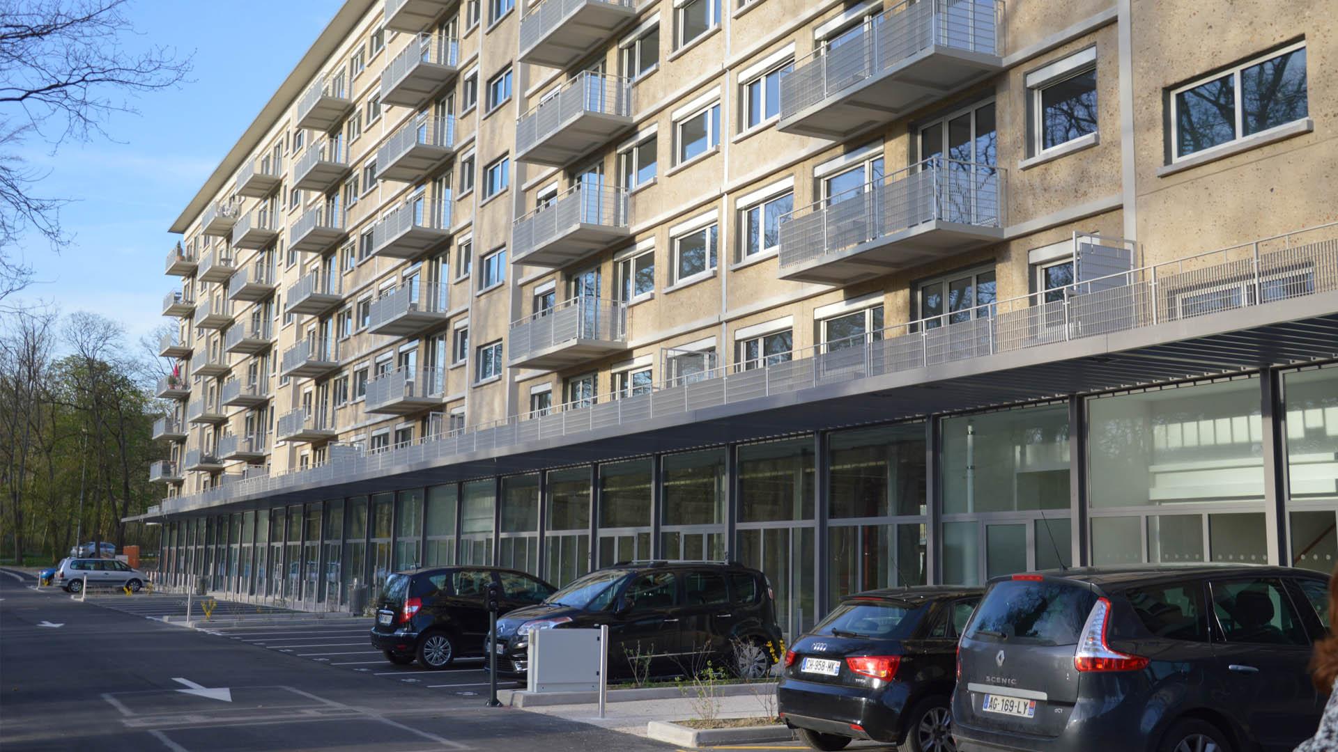 Habitat et logement social u pays de fontainebleau