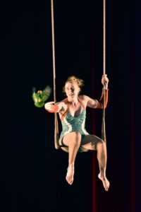 circus party cabaret au théâtre municipal de Fontainebleau