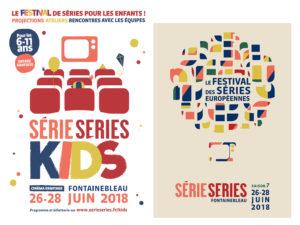 Festival Série Series et Séries Series kids 2018 au Pays de Fontainebleau
