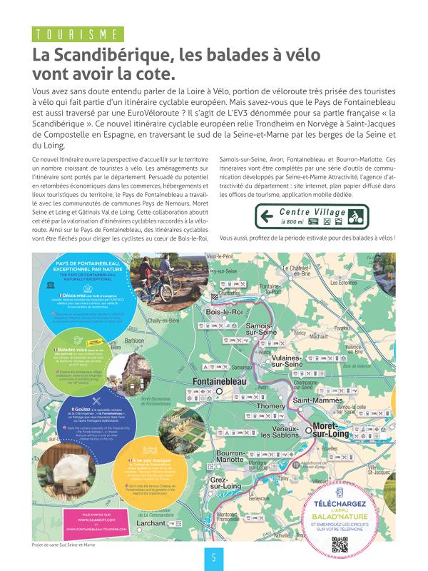 Bientot Dans Votre Boite Aux Lettres Pays De Fontainebleau