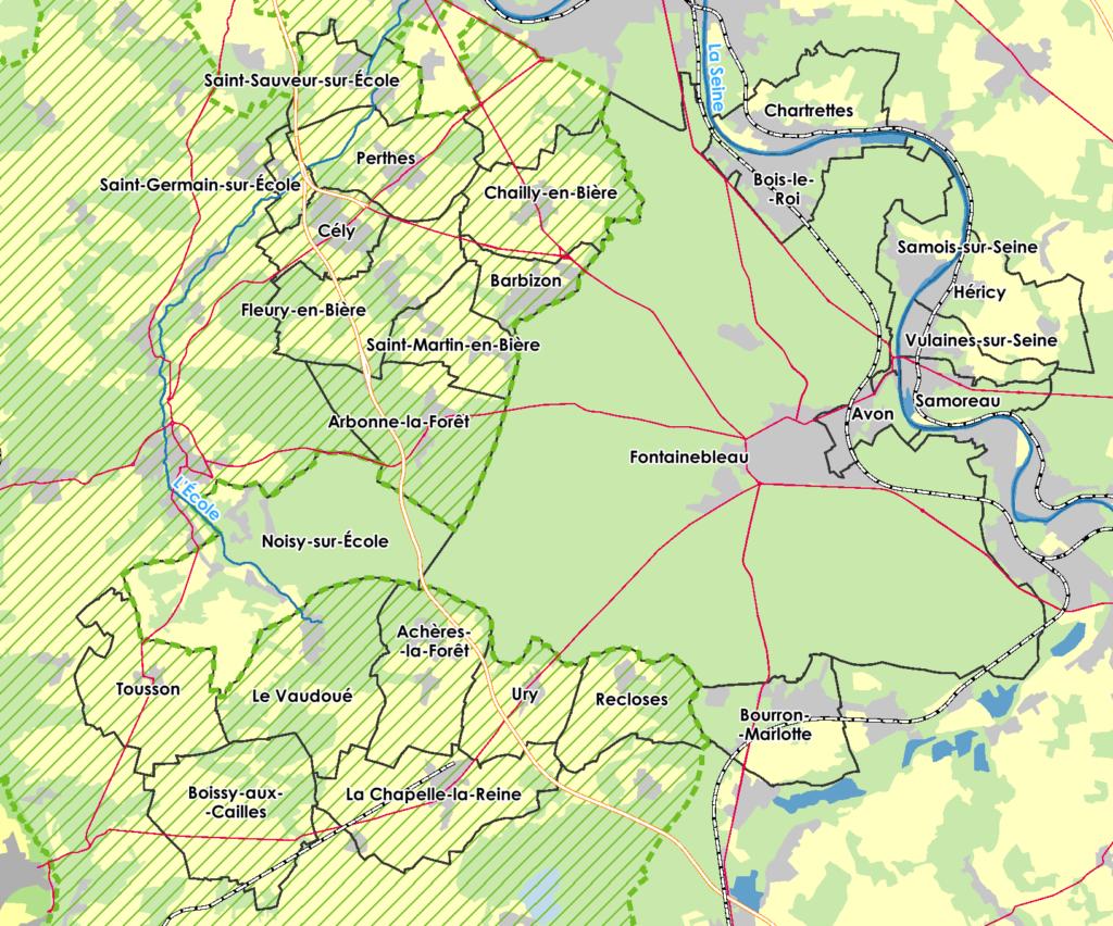 carte_communes_CA_Pays_Fontainebleau_16x17cm