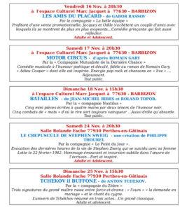 Festival_d_ Théâtre_d_ Pays_de_Bière_ 2018