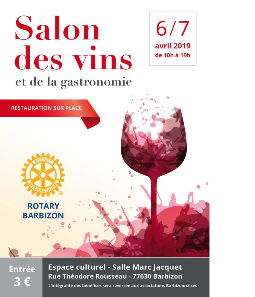 Salon des vins de Barbizon