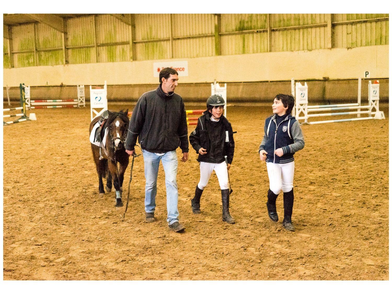 Jumping club poney de Bois-le-Roi