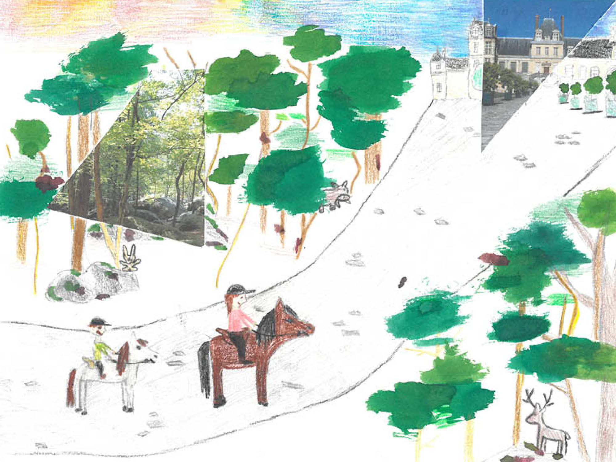 lily rose Morlé laureate concours dessin categorie ndividuelle