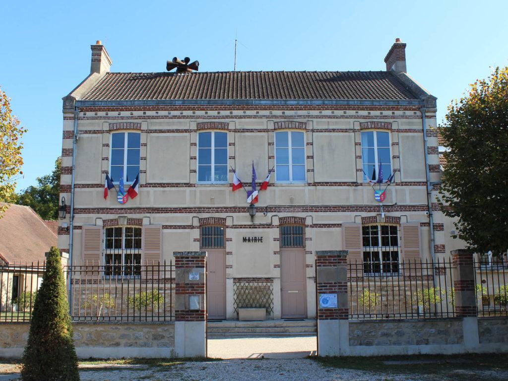 mairie perthes