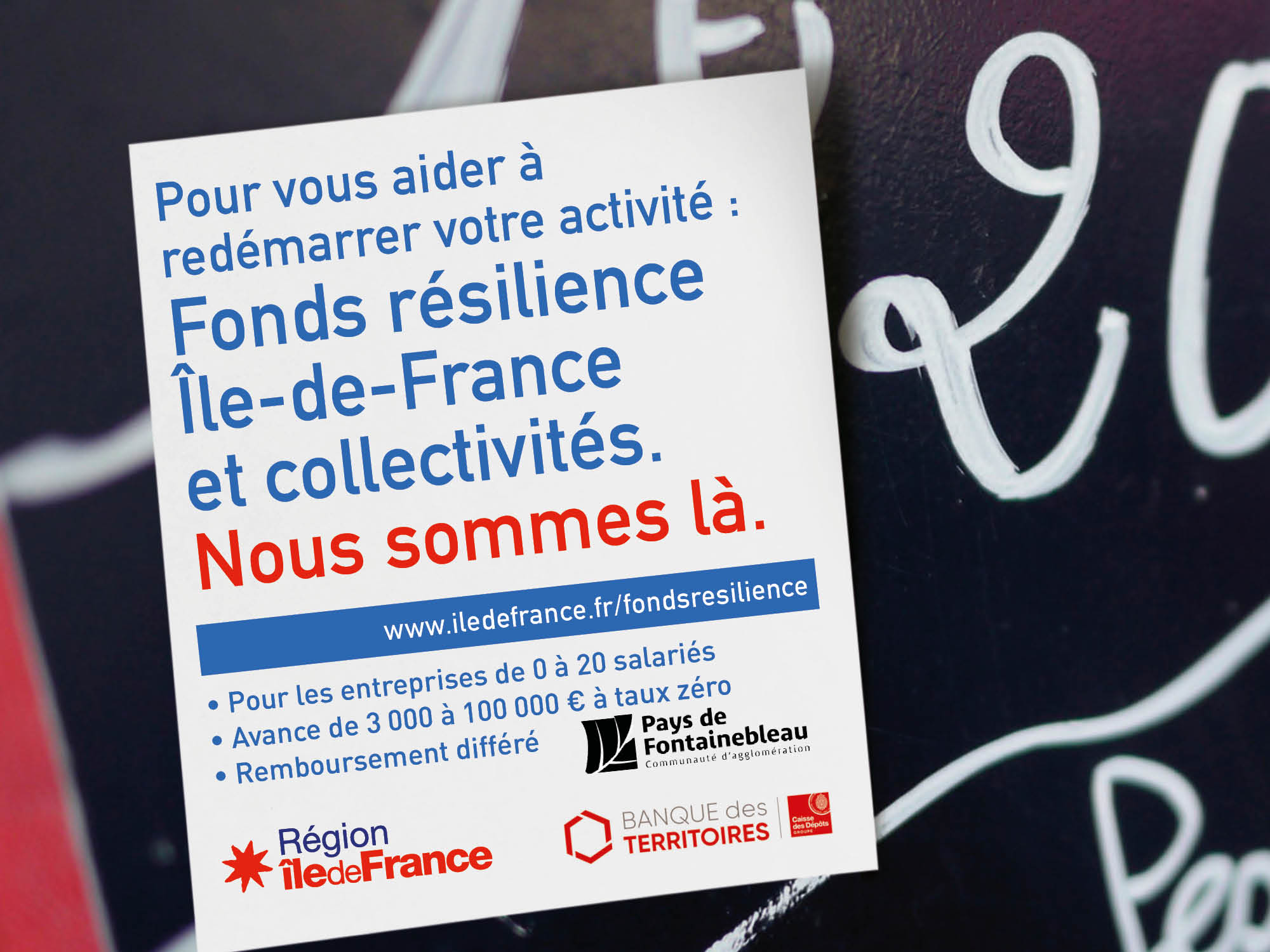 fonds resilience