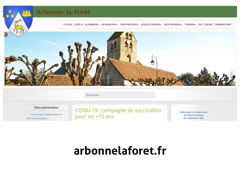 site arbonne