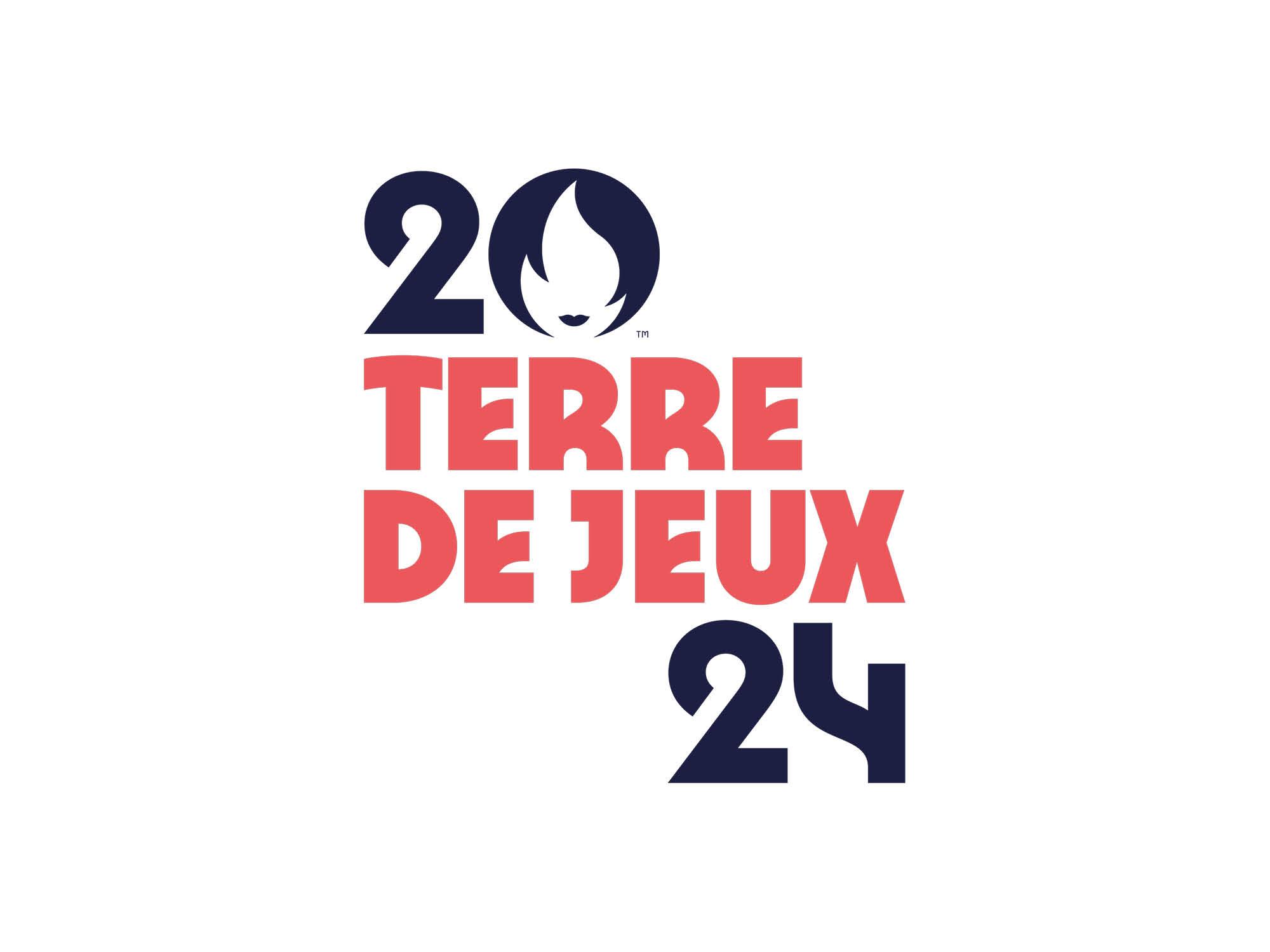 logo terre de jeux 2024